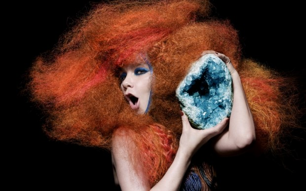 Björk in Biophilia (6)