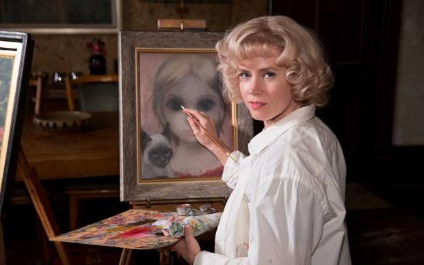Nel film, Amy Adams interpreta la pittrice Margaret Keane