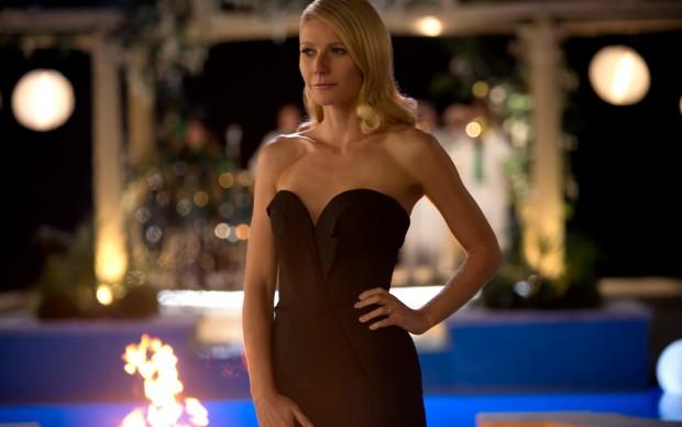 Gwyneth Paltrow nel film Mortdecai