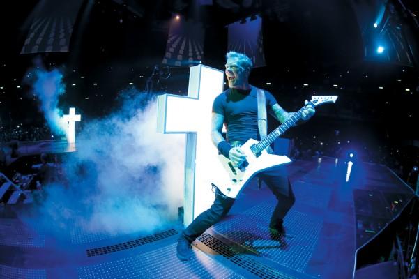 Metallica, Through the Never