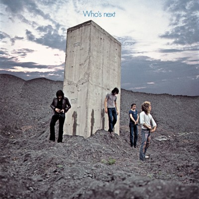 The Who, cover album Who's Next