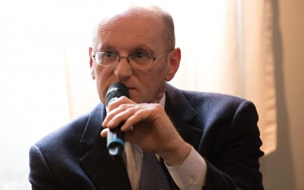 Andrea Landi, presidente della Fondazione Cassa di Risparmio di Modena, presiede anche alla Fondazione Fotografia Modena