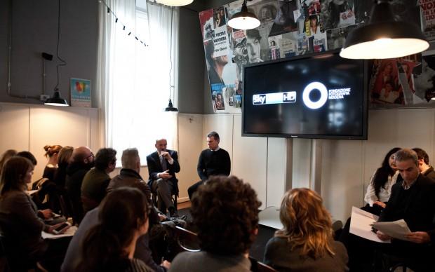Presentazione della partnership tra Sky Arte HD e Fondazione Fotografia Modena