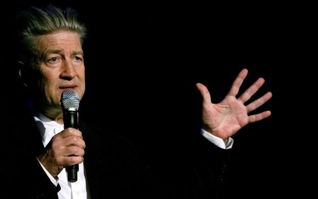 David Lynch a Hollywood nel 2006