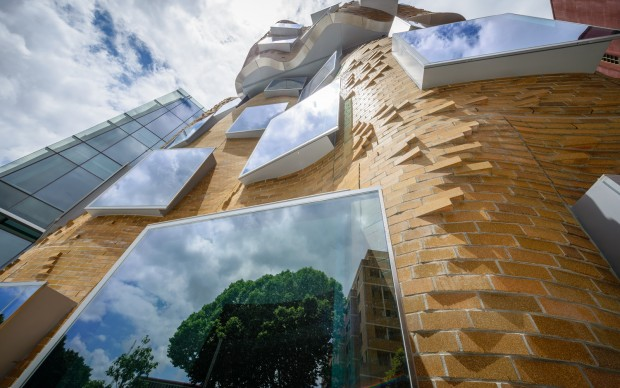 Frank Gehry, UTS Business School (foto: Hpeterswald. Licensed under CC BY-SA 4.0 via Wikimedia Commons)