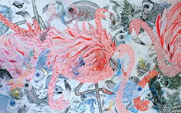Affordable Art Fair 2015, concorso AAF cerca Young Talents: Giulia Ronchetti