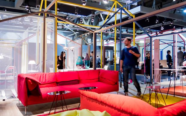 Salone Internazionale del Mobile di Milano