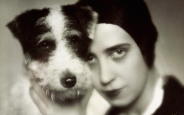 1928, Paris, France --- Elsa Schiaparelli, French Fashion Designer --- Image by © Austrian Archives/CORBIS