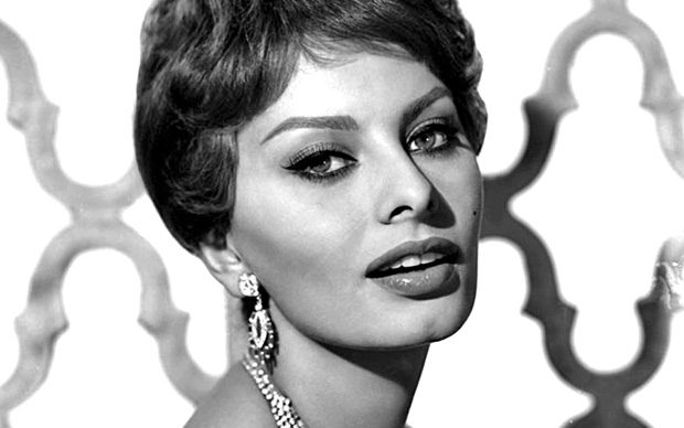 Sophia Loren nel 1959
