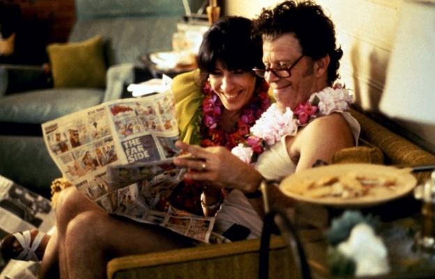America Oggi, regia di Robert Altman, con Tim Robbins e Jack Lemmon. USA, 1993, 193'