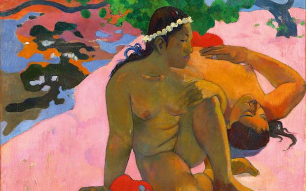 Paul Gauguin, Moskau aha oe feii, 222 x 300 mm