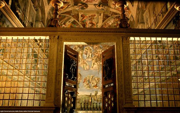 Cappella Sistina, Stato della Città del Vaticano, Roma