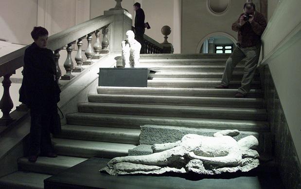 Museo Archeologico Nazionale, Napoli