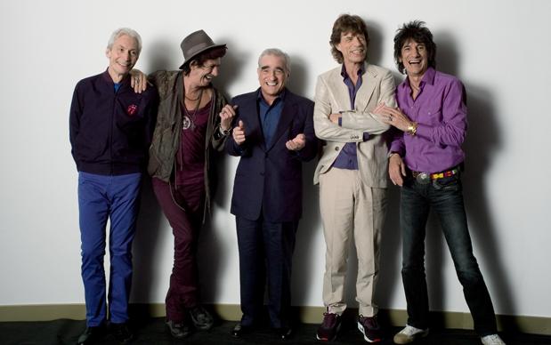 Martin Scorsese, Rolling Stones per documentario Shine A Light