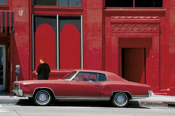 Franco Fontana, Los Angeles, 2001