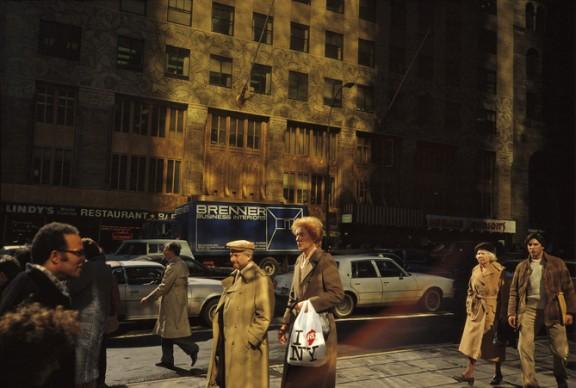Franco Fontana, New York, 1986