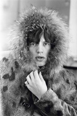 Terry O'Neill, Mick Jagger nei BBC Studios, 1964