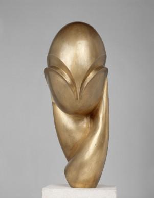 Constantin Brancusi, Mademoiselle Pogany, 1933, bronzo, 22,3 x 20 x 22 cm, Centre Pompidou, Parigi © Costantin Brancusi, by SIAE 2014 © Centre Pompidou, MNAM-CCI/ Adam Rzepka/Dist. RMN-GP
