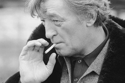 Terry O'Neill, Robert Mitchum, 1986