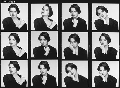 Terry O'Neill, Isabella Rossellini, 1984
