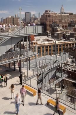 Renzo Piano, Whitney Museum of American Art, New York. Foto: © Nic Lehoux