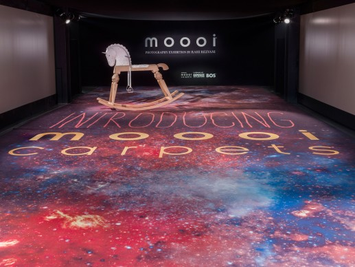 Moooi, Unexpected Welcome @ Fuorisalone 2015. Ph: Andrew Meredith