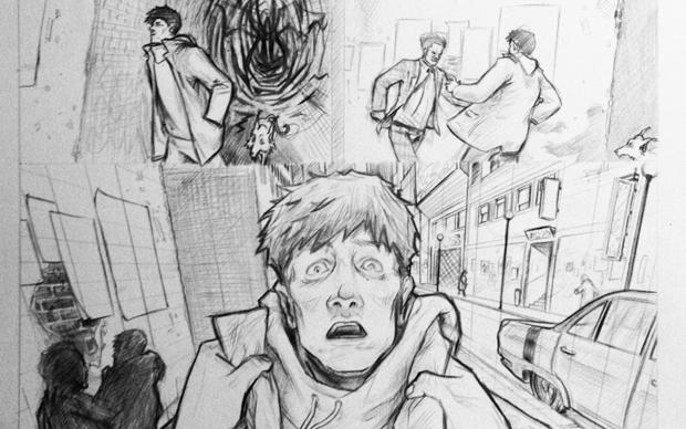 Fumetto-madforcomix-DOA-Death-of-Alex-tavola-26-matita