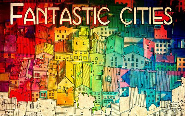 Fantastic-Cities-Libro-da-colorare