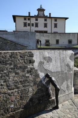 Antony Gormley, HUMAN, Forte di Belvedere, Firenze. Foto: Emiliano Cribari. Courtesy Galleria Continua e White Cube © L'artista