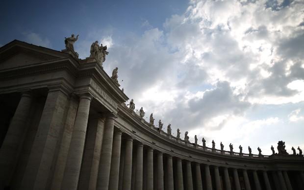 Piazza San Pietro, Colonnato di Gian Lorenzo Bernini, Roma