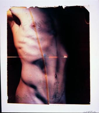 Paolo Gioli, artista presente nel Padiglione Italia alla Biennale d'Arte di Venezia del 2015