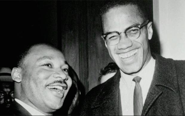 Martin-Luther-King-e-Malcom-X