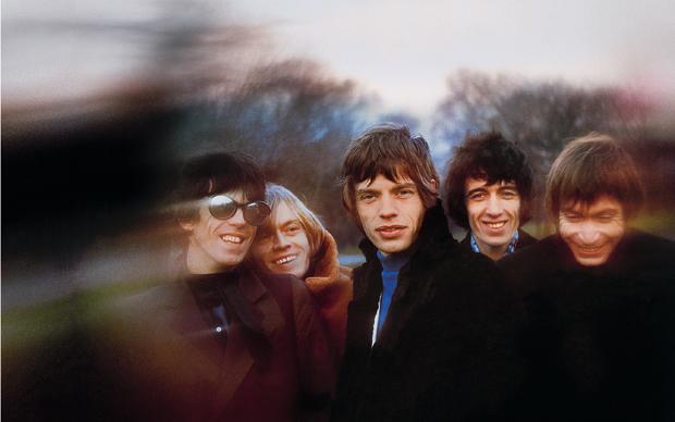 Rolling Stones, cover libro fotografico pubblicato da Taschen