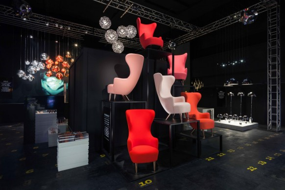Tom Dixon, The Cinema @ designjunction edit Milan. Fuorisalone 2015, Milano