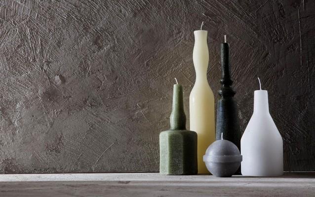 Le morandine, candele di Sonia Pedrazzini ispirate alle nature morte di Giorgio Morandi