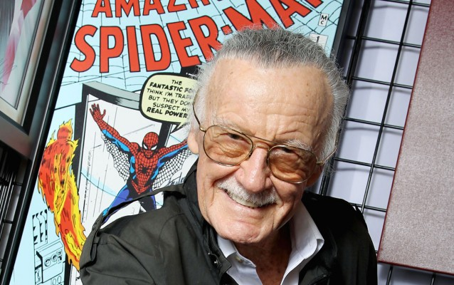 Stan Lee - Marvel Comics @ Comic Con 2012, New York