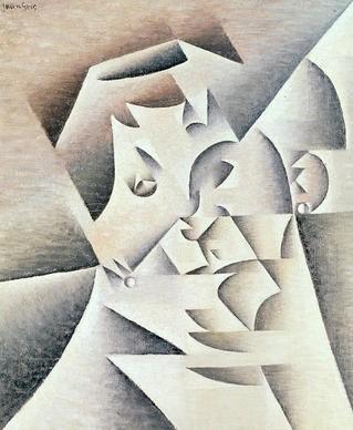 Juan Gris, Ritratto della Madre, 1912