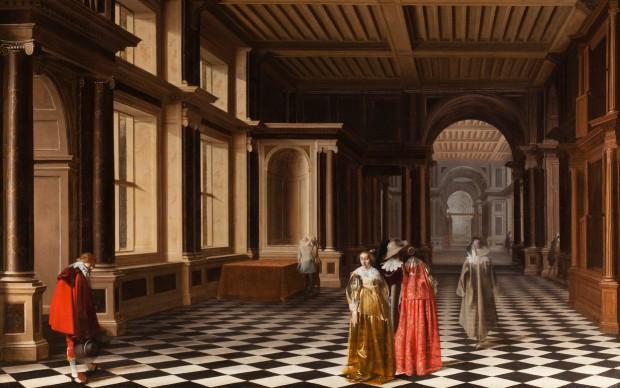 mostra proportio palazzo fortuny venezia