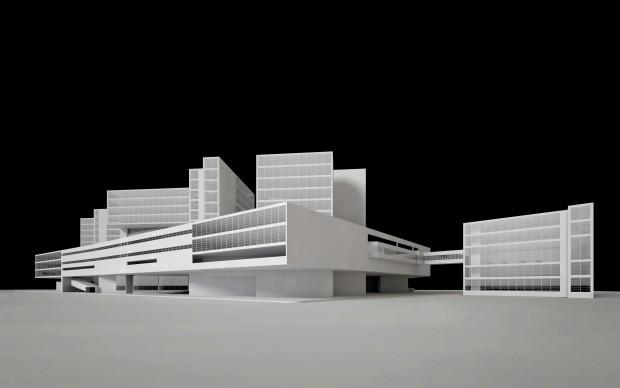 Giuseppe Terragni_PL 1 B 05_credits Casa dell'Architettura di Roma