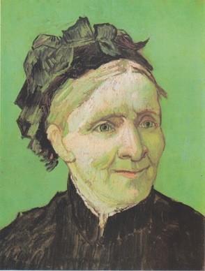 Vincent Van Gogh, Ritratto della madre,  1888 – the norton simon museum of Art, Pasadena, California