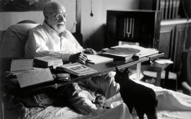Artists and their Cats: Henri Matisse