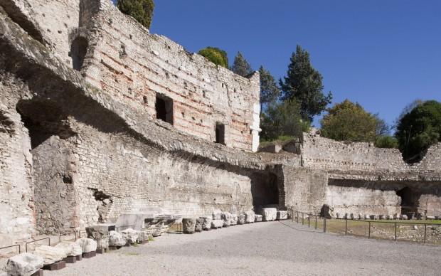 Brescia teatro I-II secolo a.C.