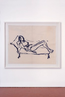 Tracey Emin, Just waiting For You to come back into my mind, 2012, Courtesy: Galleria Lorcan O'Neill