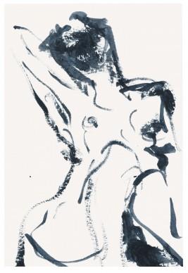 Tracey Emin, Selfie 17, 2014, Courtesy: Galleria Lorcan O'Neill