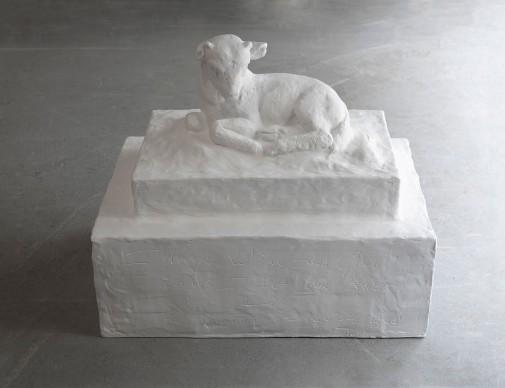 Tracey Emin, The Lamb, 2014, Foto: Jack Hems, Courtesy: Galleria Lorcan O'Neill e White Cube