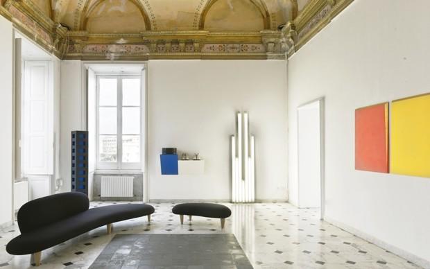 Mostra 'Andy Warhol sul comò', Museo d'arte contemporanea di Villa Croce, Genova