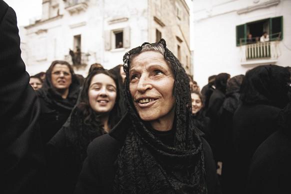 Gente di Puglia a Castellaneta - Ph. Carlos Solito©