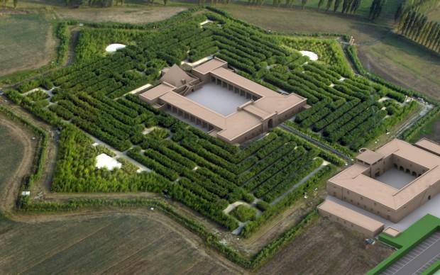Labirinto Fontanellato Franco Maria Ricci