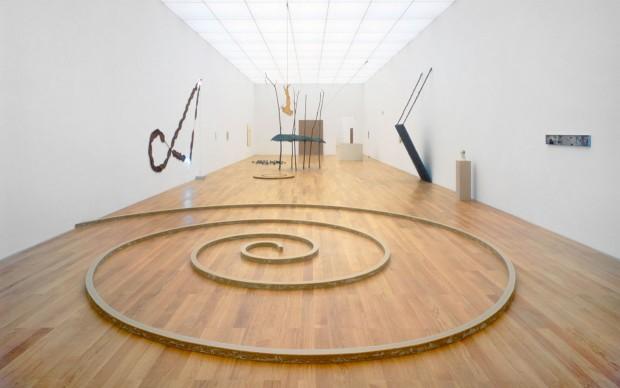 Mario-Merz-Spirale-di-cera, 1970-1981