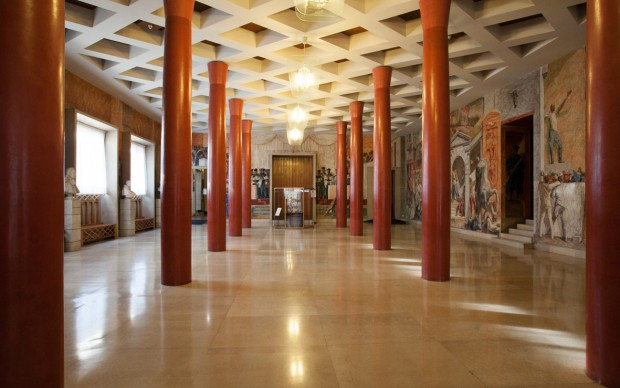 Gio Ponti, Palazzo Bo - Basilica, Padova